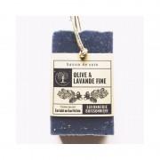 Savonnerie Buissonnière Savon olive et lavande fine - 100 g