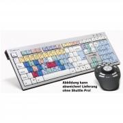 LogicKeyboard Cubase/Nuendo Teclado alemán PC / Slim