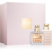 Valentino Donna lote de regalo II. eau de parfum 50 ml + leche corporal 100 ml