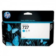 Консуматив - HP 727 130-ml Cyan Ink Cartridge - B3P19A