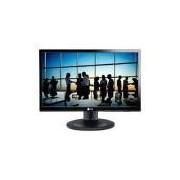 Monitor Led Lg 21,5'' Full HD 1920x1080 D-sub (rgb), Dvi, Hdmi, Com Ajuste De Altura Preto 22mp55pq - Lg