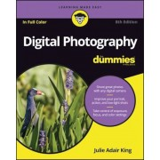 Digital Photography for Dummies, Paperback