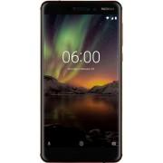 Nokia 6 New (2018) smartphone (13,75 cm / 5,5 inch, 32 GB, 16 MP camera)