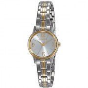 Citizen Quartz Grey Round Women Watch EX0294-58H
