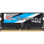 Memorija za prijenosno računalo G.Skill Ripjaws series 4 GB 2400MHz DDR4 SO-DIMM PC-19200, F4-2400C16S-4GRS