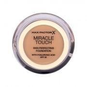 Max Factor Miracle Touch Skin Perfecting make-up e fondotinta SPF30 11,5 g tonalità 083 Golden Tan donna