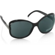 Kenneth Cole Over-sized Sunglasses(Grey)