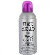 TIGI Bed Head Foxy Curls espuma modeladora para cabelo ondulado 250 ml