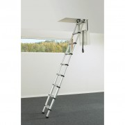 Telesteps Black Line таванска стълба