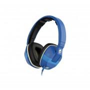 Auricular Skullcandy Crusher Con Micrófono Azul