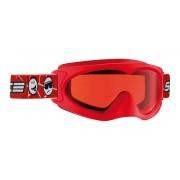 Masque de ski Salice 777 A Kids ROSSO/ARANCIO