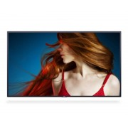 "NEC V series V754Q Digital signage flat panel 75"" LED 4K Ultra HD Negro"
