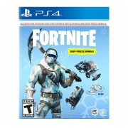 Fortnite Deep Freeze Bundle Ps4 - Nuevo Y Fisico