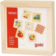 Детска игра за памет Пади в дървена кутия, 871053
