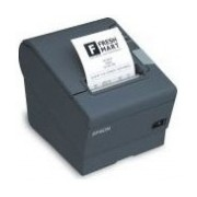 Epson TM-T88V, Impresora de Tickets, Térmica Directa, Paralelo + USB, Negro - incluye Fuente de Poder, sin Cables