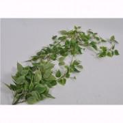 Set de 12 plante pentru decoratiuni suspendate GREEN 135cm