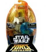 Star Wars Force Battlers Mace Windu Firing Jedi Gauntlet Action Figure