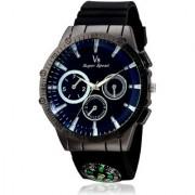 V8 Super Speed Black Dial Mens Analog Watch V8016WHITE