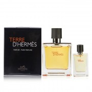 Hermes Terre D Hermes Parfum SET: Parfém 75ml + Parfém 12.5ml