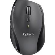 Logitech M705 - Muis - rechtshandig - laser - draadloos - 2.4 GHz - USB draadloze ontvanger