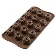 Silikomart Chocolate Mould Fantasia