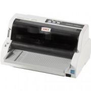 OKI ML5100FB eco jehličková tiskárna 375 cps 24jehličková tisková hlava, úzký podavač, šířka tisku 80 znaků N/A