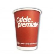 Pahare carton Cafele premiate 100buc