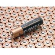 Baterija Duracell AA LR6 bulk pak