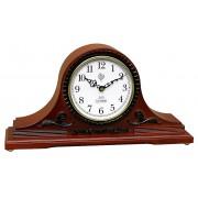 Rádiem řízené dřevěné stolní hodiny JVD NSR11.3 Á La Campagne POŠTOVNÉ NEPLATÍTE