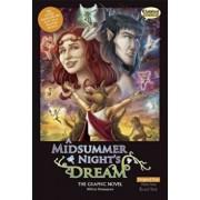 A Midsummer Night's Dream the Graphic Novel: Original Text, Paperback/William Shakespeare