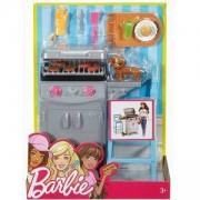 Комплект мебели за кукли Барби, 3 налични модела, Barbie, 1710028