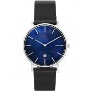 メンズ SKAGEN DENMARK HAGEN SLIM 腕時計 ブルー