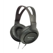 HEADPHONES, Panasonic RP-HT161E-K, Black
