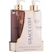 Grace Cole Boutique Vanilla Blush & Peony lote cosmético II.