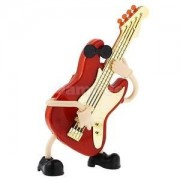 Alcoa Prime Children Kid Guitar Musical Box Decoration Creative Music Guitar Model Toy A