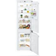 Combină frigorifică încorporabilă Liebherr ICBN 3324, 237 L, NoFrost, SuperCool, SuperFrost, BioFresh, Display, Control taste, Siguranţă copii, H 178 cm, Clasa A++