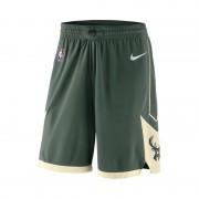 Milwaukee Bucks Nike Icon Edition Swingman NBA-Shorts für Herren - Grün