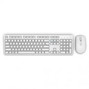 Set Dell KM636 bezdrôtová klávesnica a myš US+International, biela