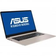 Laptop Asus S510UA-BQ423, 15.6 FHD (1920X1080), Anti-Glare (mat), Wide View, Intel Core I5-8250U (1.6GHz up to 3.4GHz, 6M), video integrata Intel HD