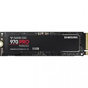 Samsung 512 GB Internal SSD 970 PRO Black