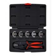 SONIC Equipment SONIC kabelkrimptang met verwisselbare bekken