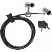 Targus Defcon ASP57MKUSX-25 Cable Lock
