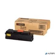 TK310 Lézertoner FS 2000D, 3900DN nyomtatókhoz, KYOCERA, fekete, 12k