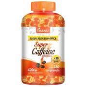 Super Caffeine 420 mg 180 Comprimidos + 30 Grátis - Tiaraju