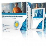 Sandoz Spa Magnesio Potassio 20bust