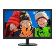 "Philips 223V5LHSB2 21,5"""" Full HD 5ms / HDMI,VGA (Fyndvara - Klass 1)"