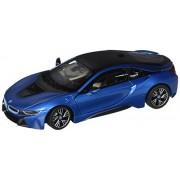 Rastar Blue BMW i8 R/C Die Cast Car