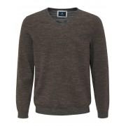 Pierre Cardin V-ringad tröja från Pierre Cardin grön