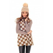 Fes bej, ROH, tricotat - A0299