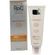 Roc Soleil Protect Anti Ageing Face Fluid Spf50+ (50ml)